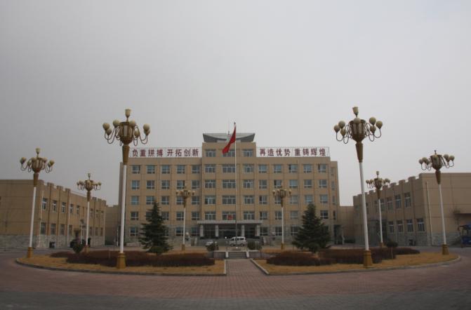 位于北京房山区石楼镇的政府办公大楼选用我公司的水冷冷水机组.